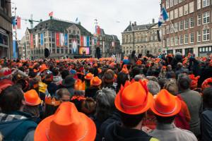 Uitgids Amsterdam Koninginnedag 2013