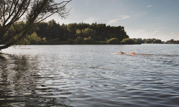 Zwemboei van Swim Secure